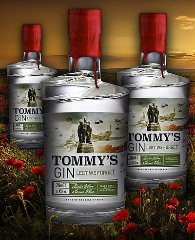 I.O.S Tommys Gin