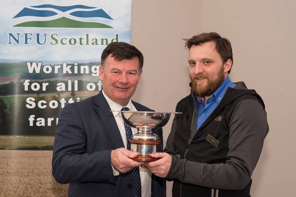 NFU Scotland Jake Sayles Services to Crofting and Farming
